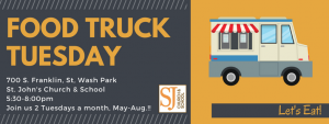 Food Truck Tuesday in Wash Park